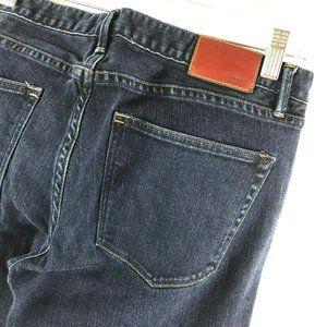 Madewell Skinny Skinny Jeans 30 x 32 Dark Wash